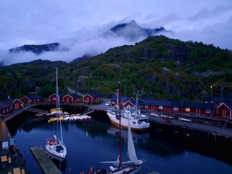 Lofoten Nusfjord