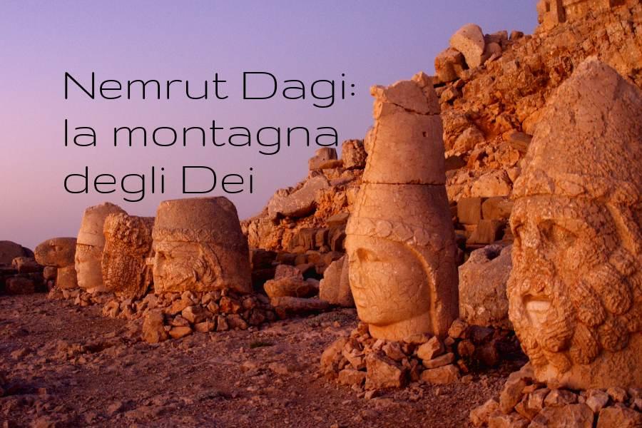 Nemrut Dagi la montagna degli Dei
