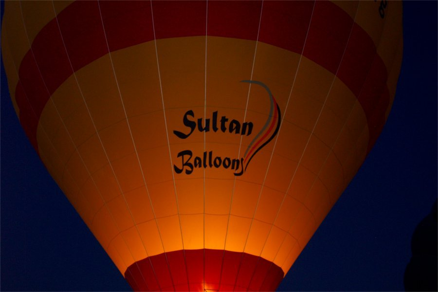 mongolfiera sultan ballons