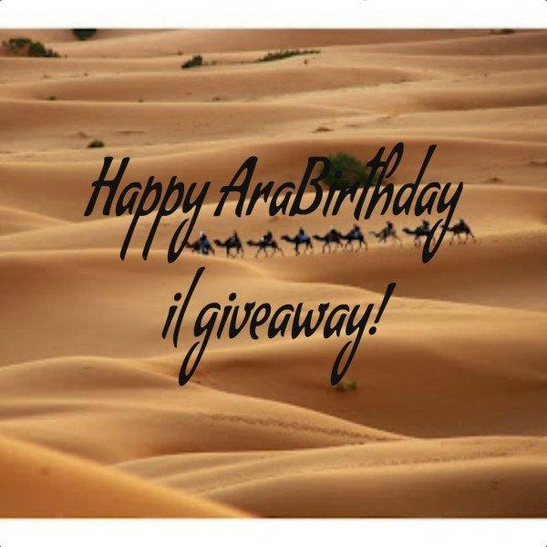 giveaway araba felice