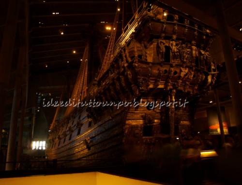 Ancora a Stoccolma, il Vasa
