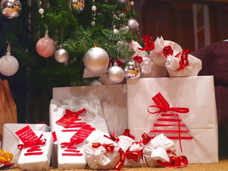 pacchetti natalizi