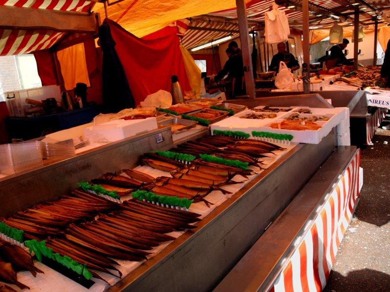 pesce mercato albert cuyp