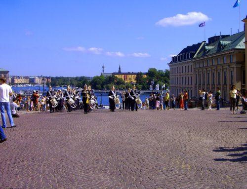 Stoccolma, l'Armeria Reale