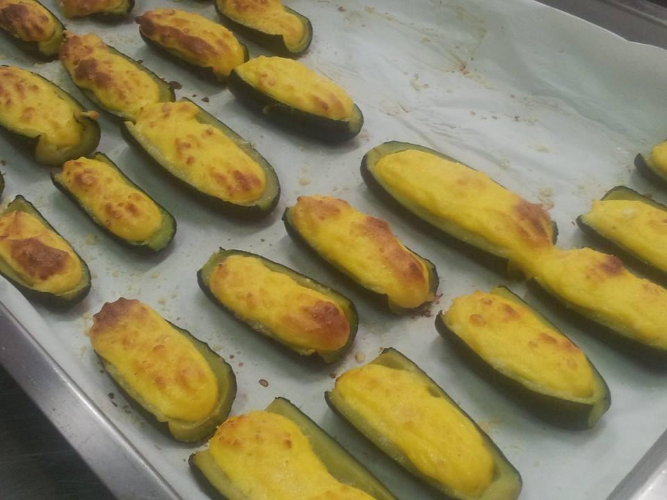 zucchine Mornay