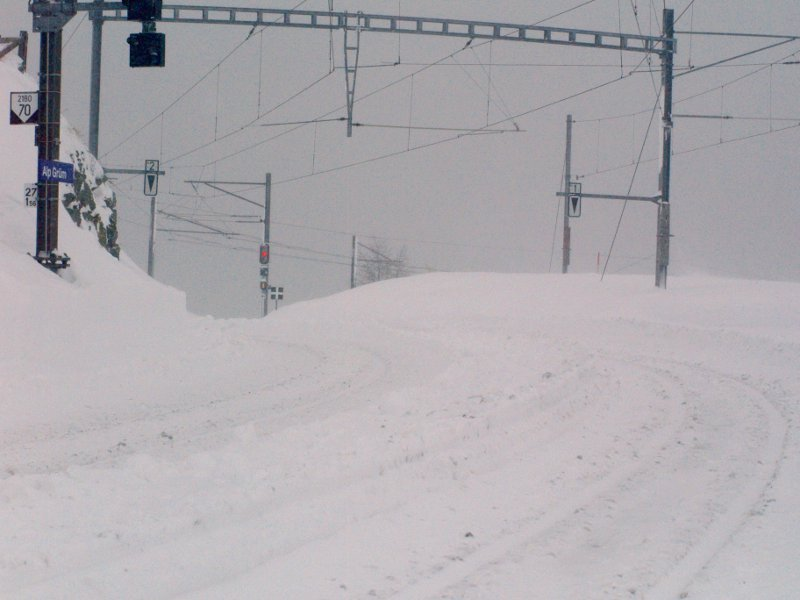 Trenino Alp Grum