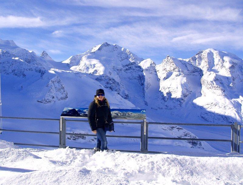 Trenino del Bernina leggenda della fatina