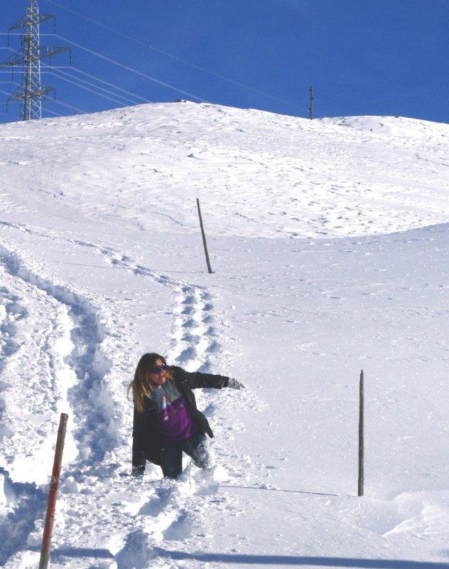 Trenino del Bernina Ospizio Bernina