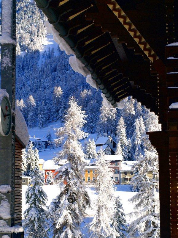 Trenino del Bernina Pontresina