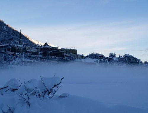 St. Moritz, il lusso e il lago