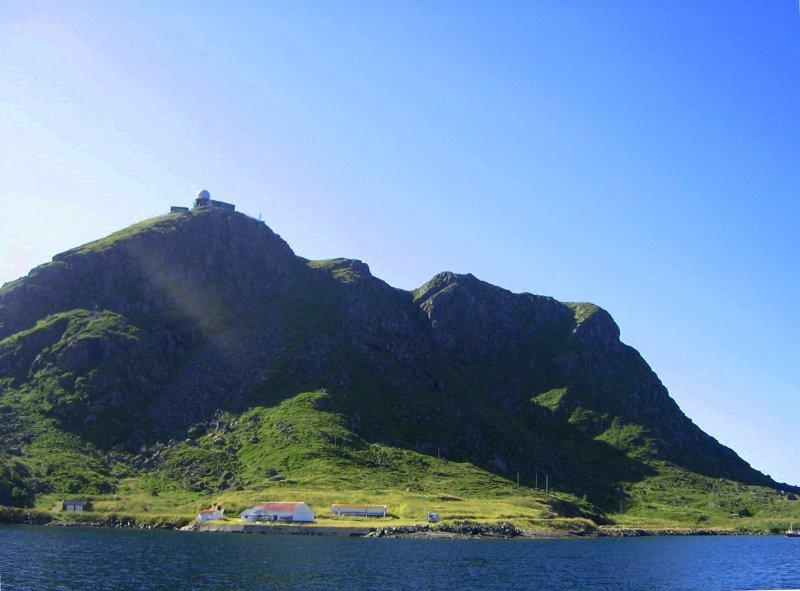 Vesteralen Stø panorama