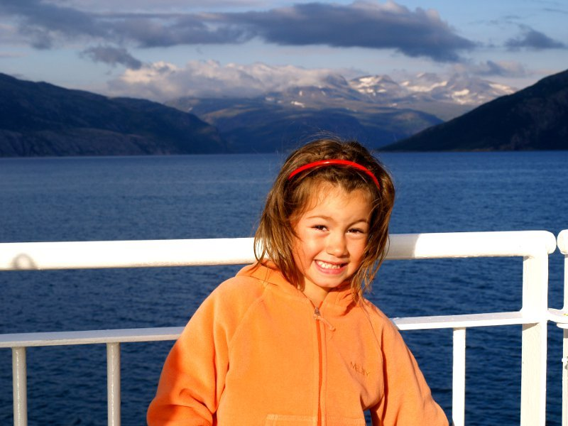 norvegia traghetto