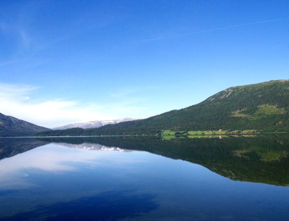 Norvegia: Maelstrom, panorami e incisioni primitive