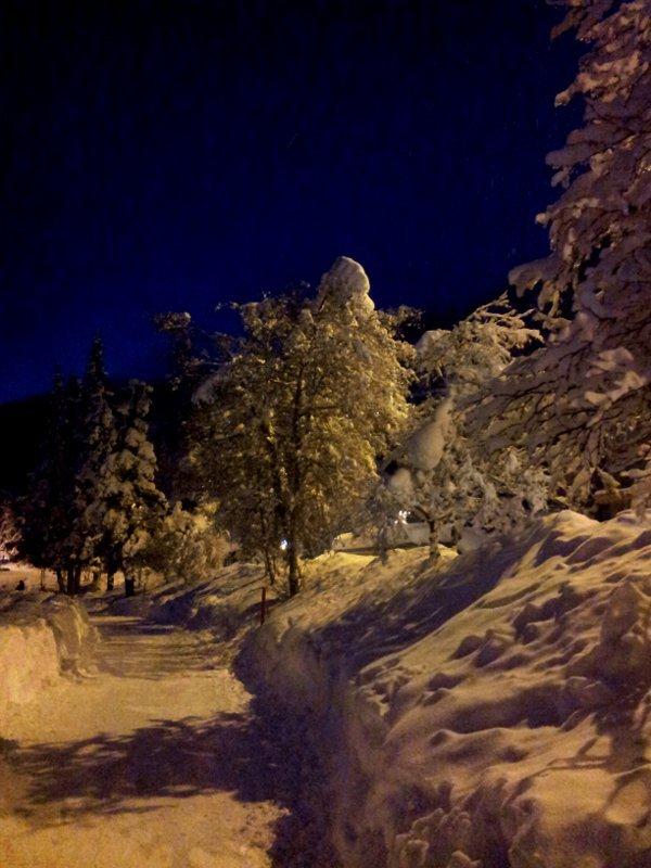 St. Moritz lungolago