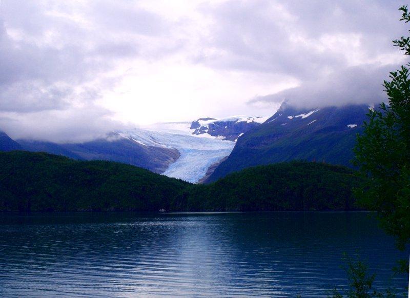 Norvegia svartisen