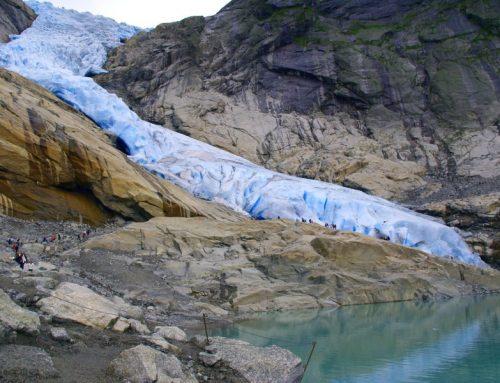 Briksdalsbreen: quel ramo del ghiacciaio di Jostedalsbreen