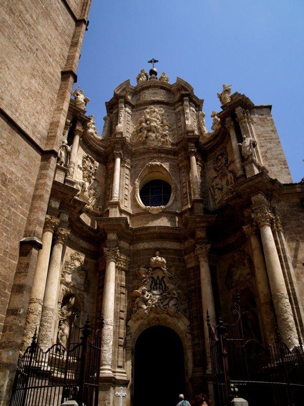 Cattedrale di Valencia horchata