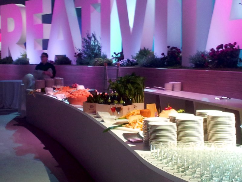 cena di gala buffet formsggi