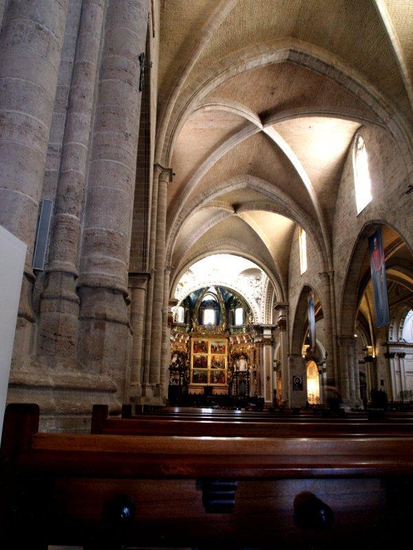cattedrale di Valenzia horchata