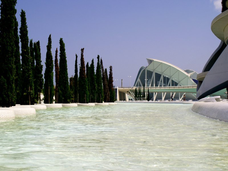 Valencia Museo della Scenza