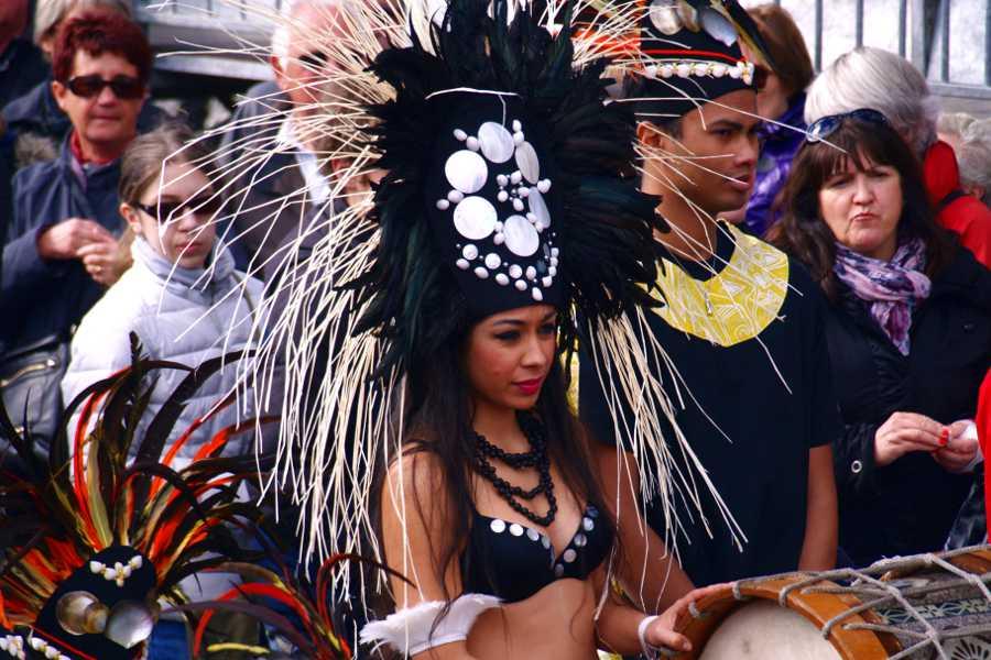 Mentone gruppi folcloristici