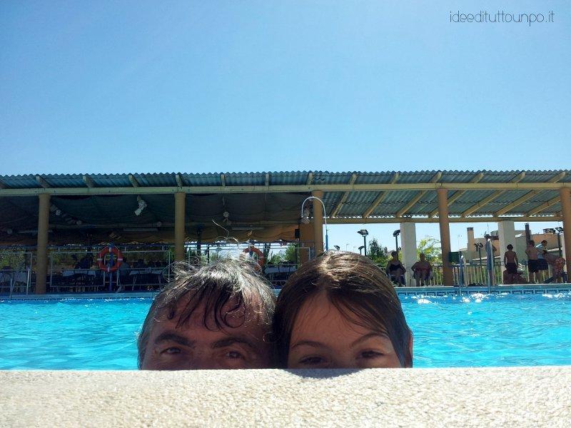 piscina granada andalusia