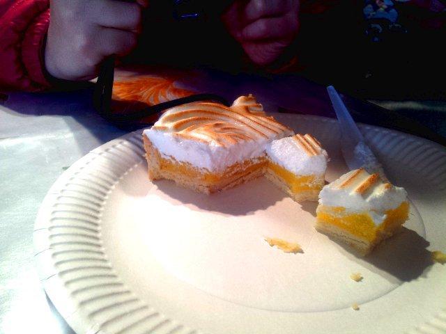 tarte au citron Menton