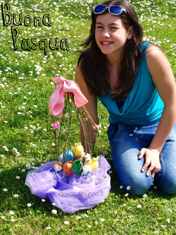 Carlotta uova di pasqua