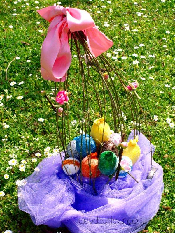 uova di pasqua romantico