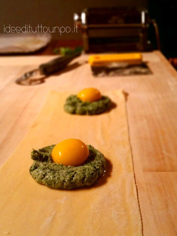 uovo in tortello