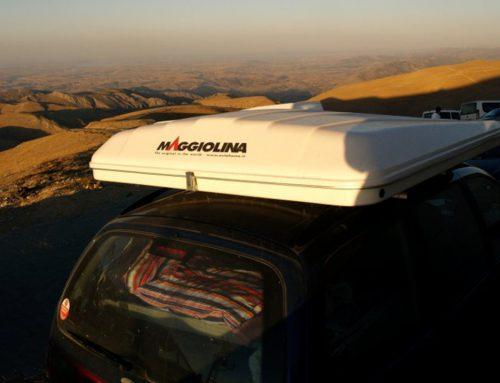 Viaggiare con la Maggiolina: allestimento, pro e contro