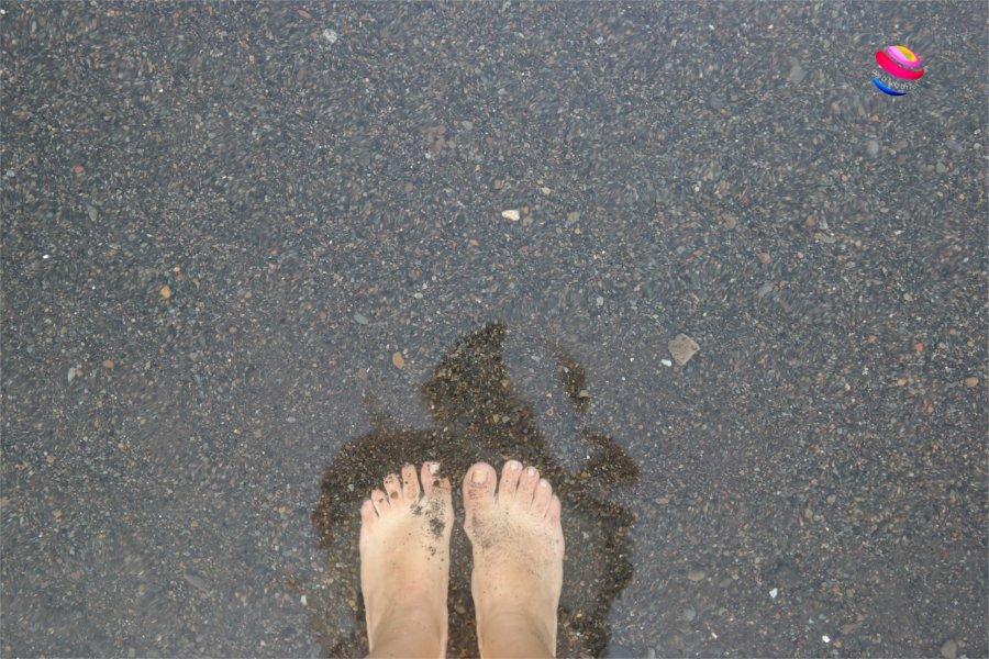 Isola di Vulcano, spiaggia sabbie nere