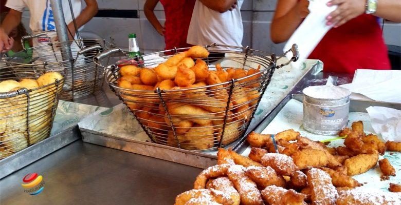 crispelle street food a catania
