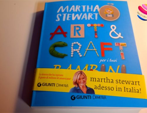 Art & Craft: i libri di Martha Stewart in italiano