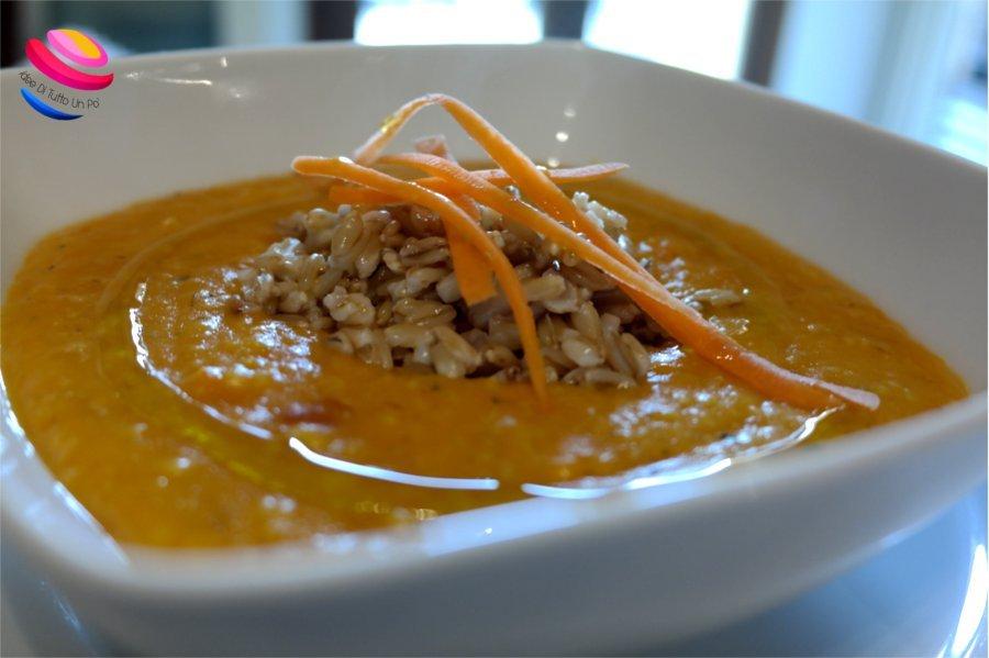 Crema di carote con avena idee di tutto un po 39 for Cucinare carote