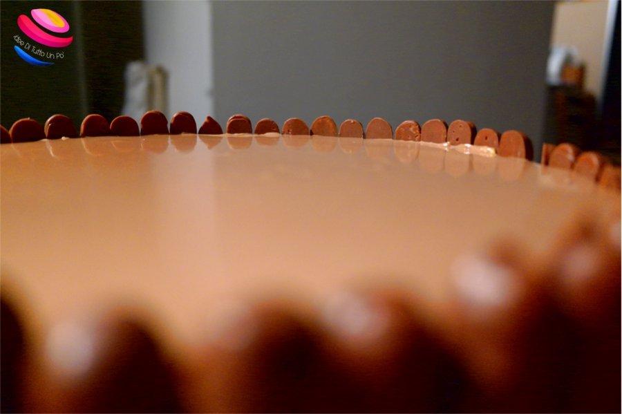 glassa bavarese ai 3 cioccolati