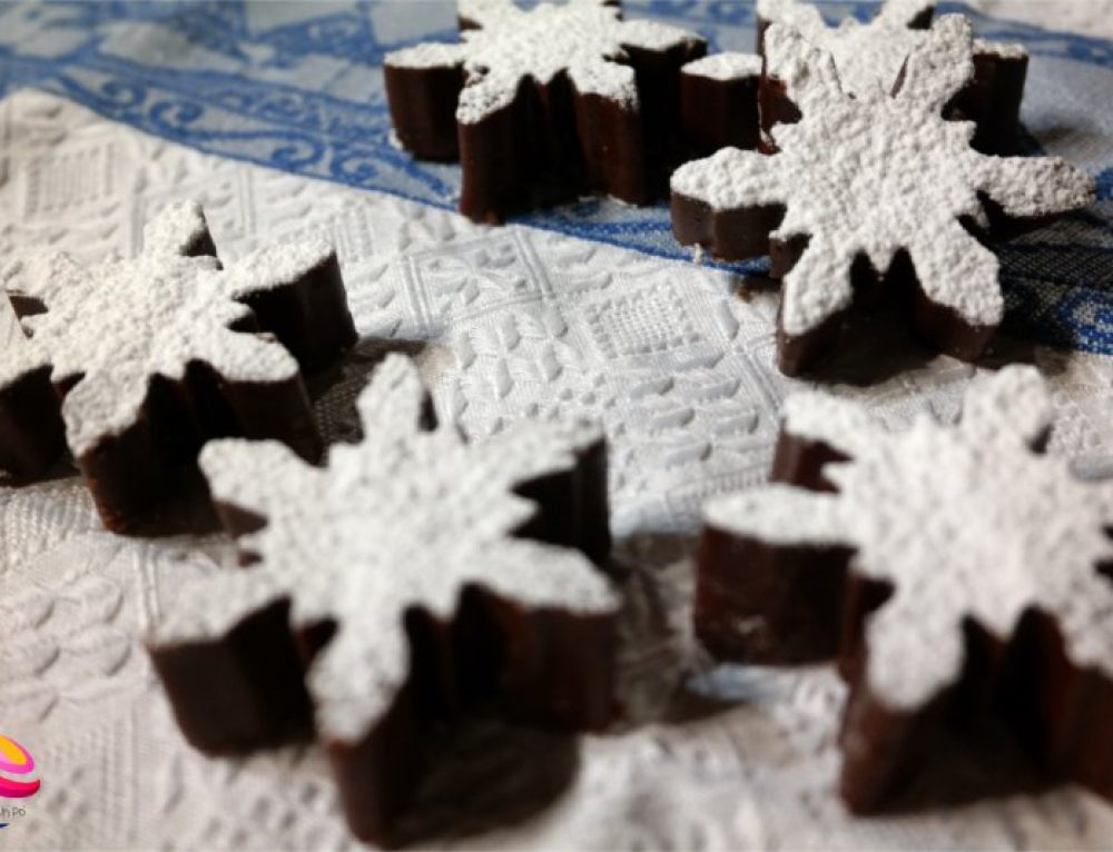 Fudge al cioccolato di Martha Stewart