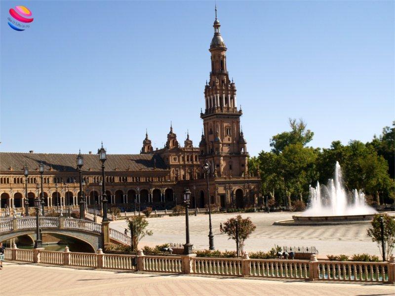 Siviglia plaza de espana