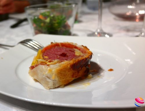 Cotechino alla Wellington