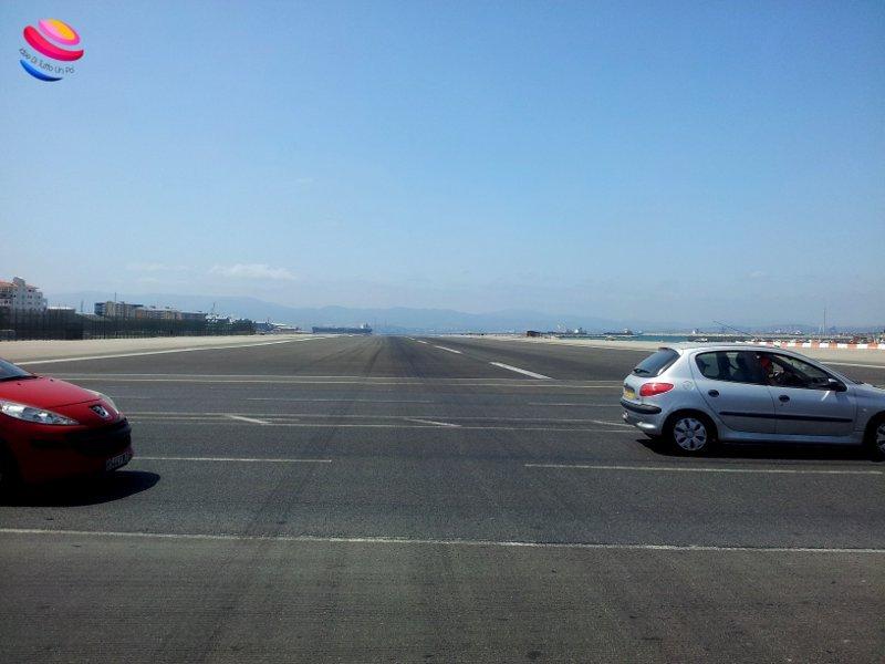 Gibilterra aeroporto