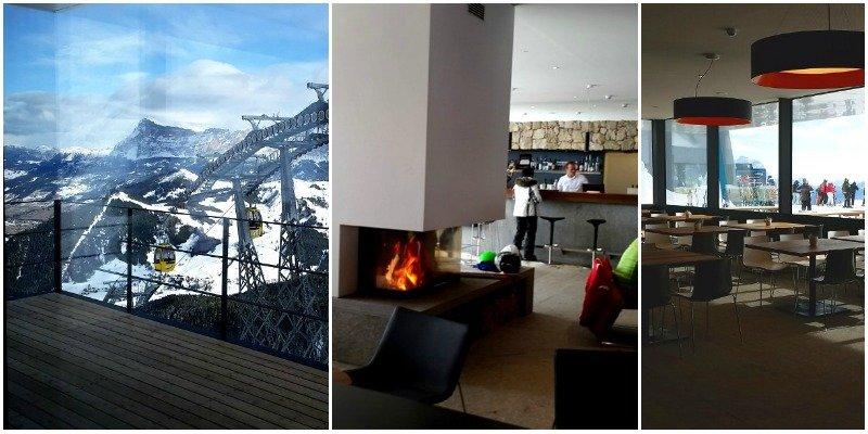 Selva di Val Gardena Collage Alpine Lounge Piz Boè