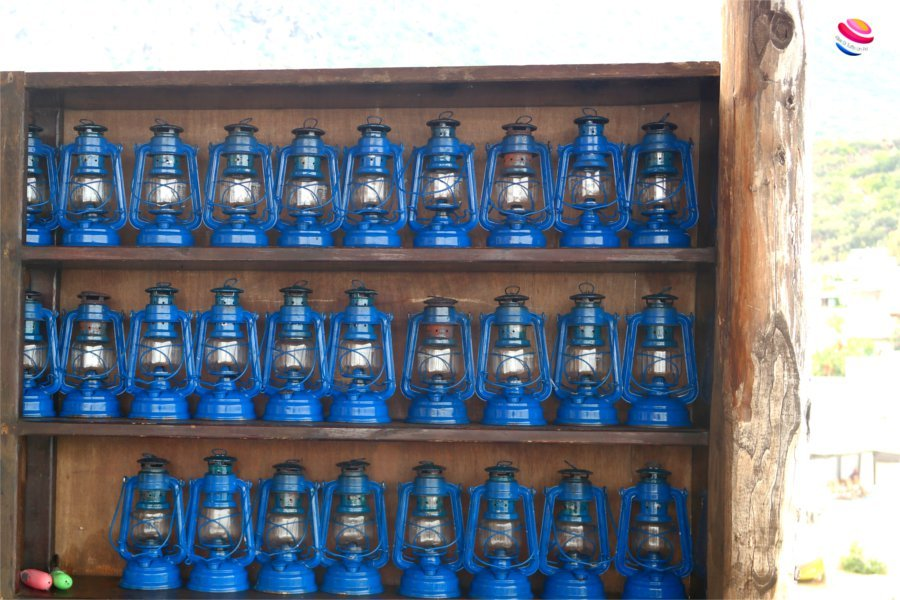 panarea eolie lanterne a petrolio biologico raya