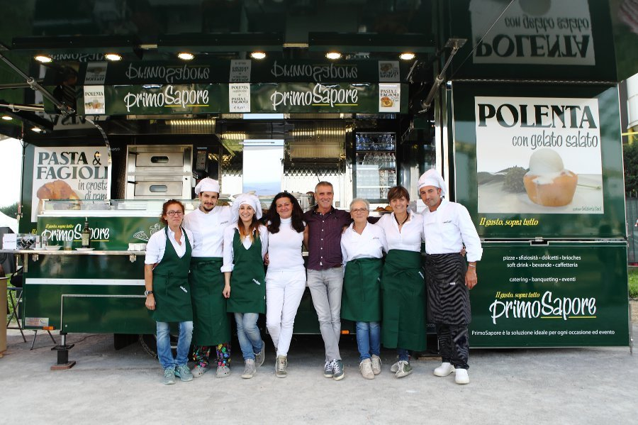 streeat truck food primo sapore