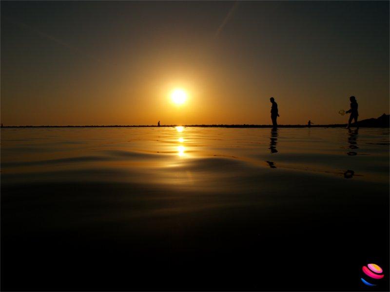 Costa della Luz tramonto