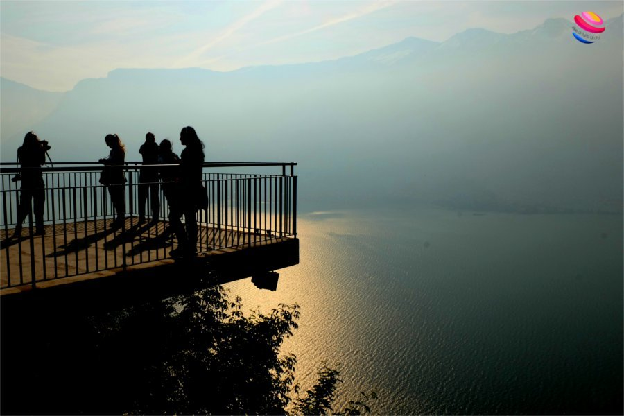 Beautiful Terrazza Del Brivido Lago Di Garda Gallery - Idee ...