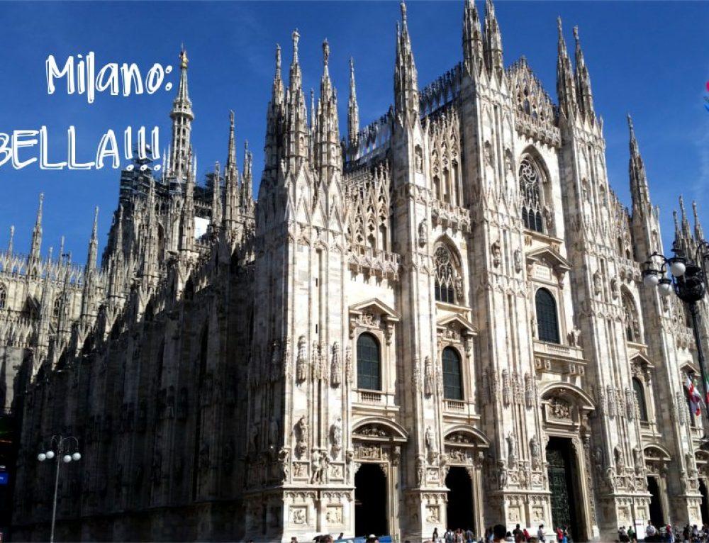 Milano cosa vedere in mezza giornata