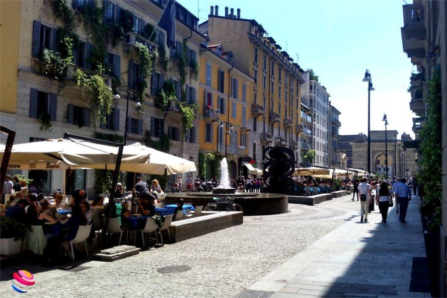 Milano cosa vedere Corso Como