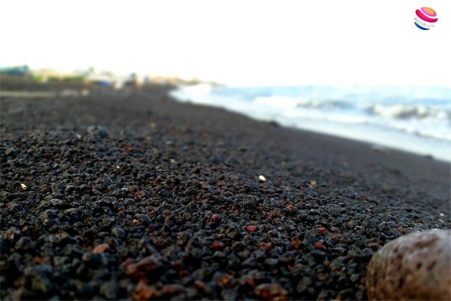 spiagge nere di stromboli