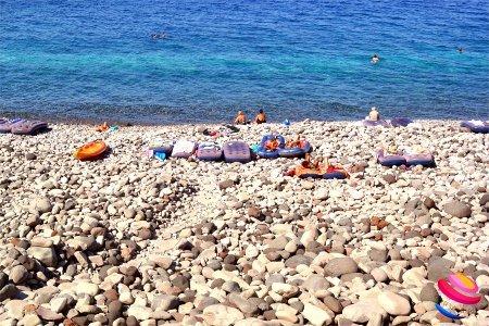 salina spiaggia punta scario