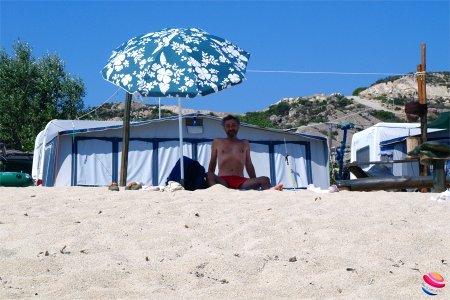 Penisola Calcidica spiaggia paradisos